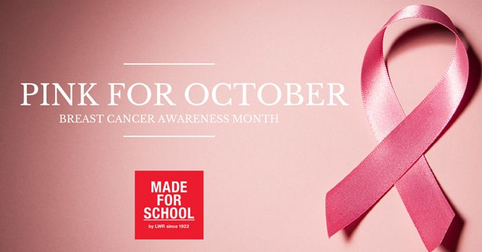 It's October next week and it's the month when everything turns pink for Breast Cancer Awareness Month. Did you…