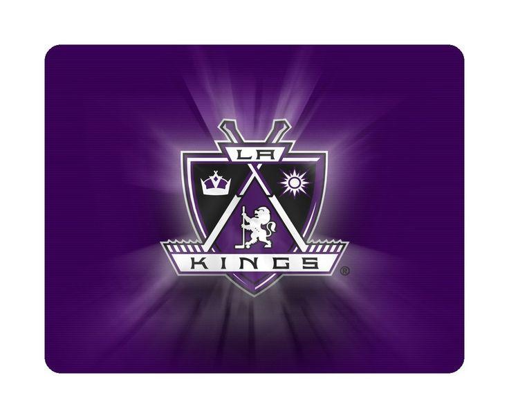 LA Kings Hockey Mouse Pad