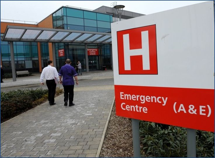 A state-of-the-art Emergency Department