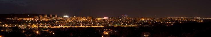 Night live in Brno  by Ondřej Smejkal on 500px