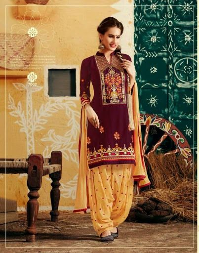 #VYOMINI - #FashionForTheBeautifulIndianGirl #MakeInIndia #OnlineShopping #Discounts #Women #Style #EthnicWear #Suit Only Rs 1222/, get Rs 322/ #CashBack,  ☎+91-9810188757 / +91-9811438585