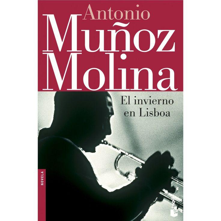 El invierno en Lisboa / A. Muñoz Molina. 31ª sesión 2012. Catálogo ULL: http://absysnet.bbtk.ull.es/cgi-bin/abnetopac?TITN=74970