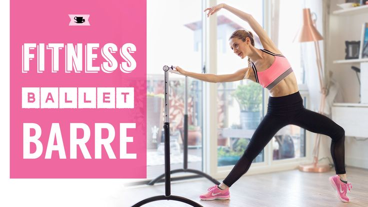 Ballet Fitness Barre – Total Body Ballerina Workout