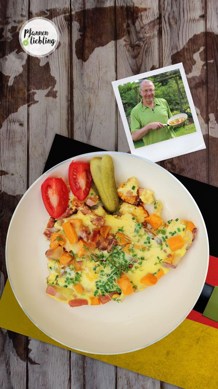 Der Bürgermeister von Bergkamen zeigt Pfannenliebling sein Lieblingsgericht. Danke Roland Schneider, es war köstlich :)