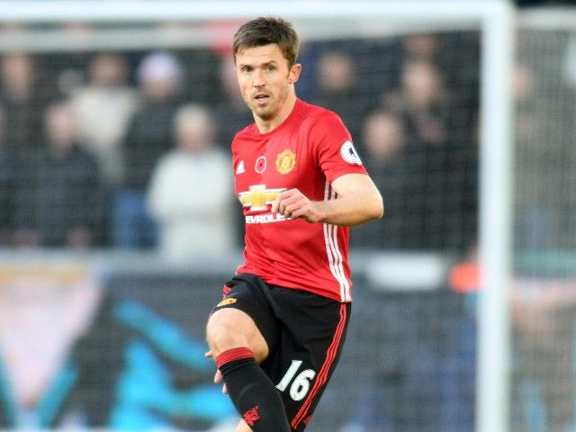Manchester United midfielder Michael Carrick sends message to Jose Mourinho