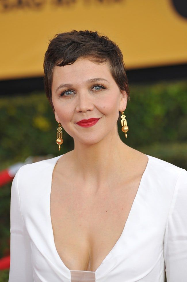 Maggie Gyllenhaal's father, Stephen Gyllenhaal, is a film director, and her mother is an Oscar-nominated screenwriter.  Age: 39    Birthplace: Lower East Side, New York City, New York, United States of America