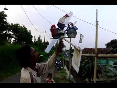 Kincir angin unik dan menarik - YouTube