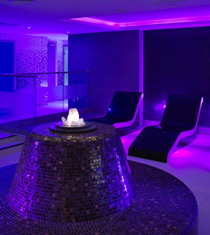 Our stunning thermal suite.