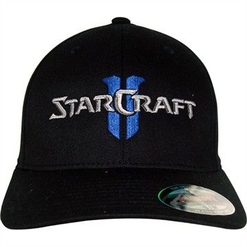 StarCraft 2 Logo Hat