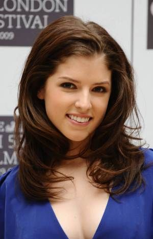 anna kendrick....liked her in twilight....loved her in Pitch Perfect! I can't wait until Pitch Perfect 2 comes out!! Yay!