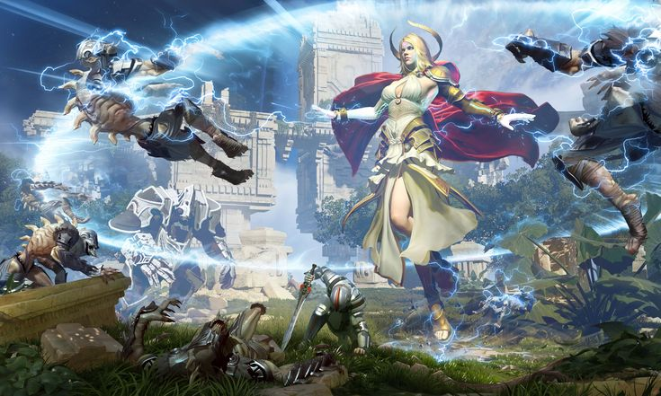 Skyforge Gameplay, Skyforge Reviews, Skyforge News, Screenshots, and More! Find the MMORPG you've been searching for at MMOByte!