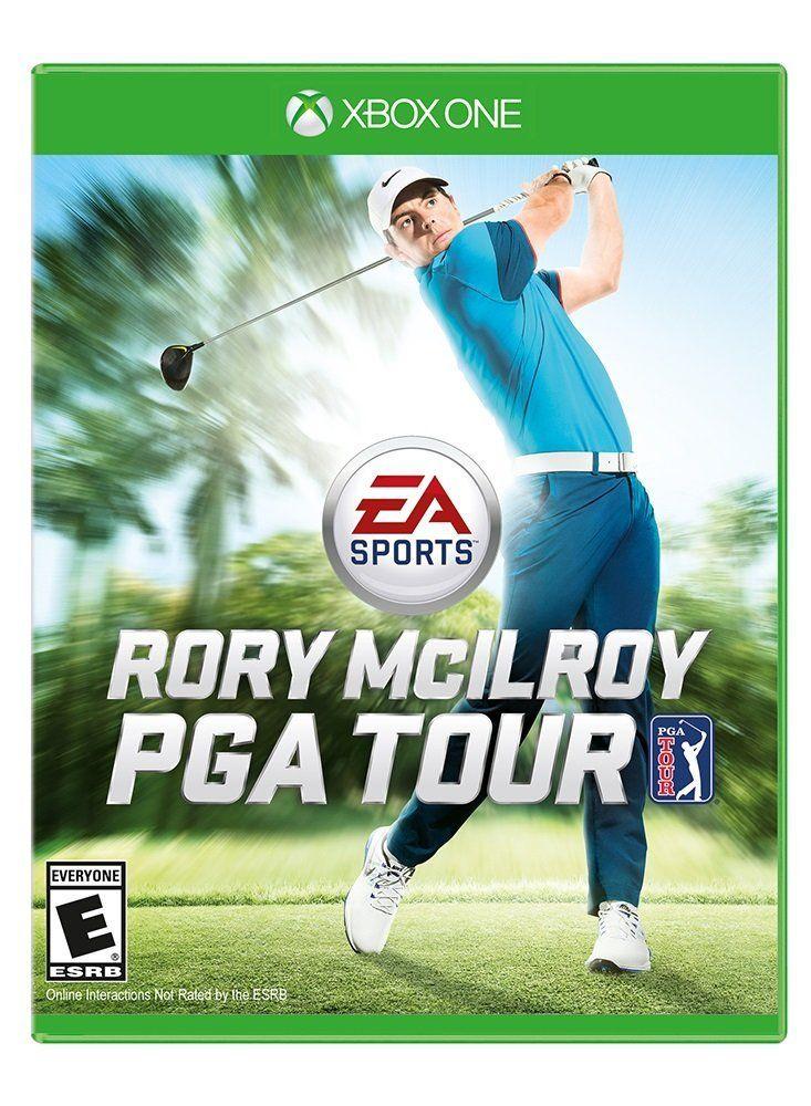 Amazon.com: EA SPORTS Rory McIlroy PGA TOUR - Xbox One: Video Games