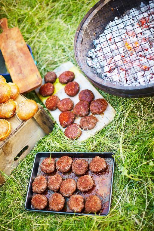moroccan-style lamb burgers | Jamie Oliver | Food | Jamie Oliver (UK)