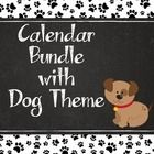 Have a doggone good year!   Cute interactive bulletin board calendar with dog theme.   Includes:  Months of the Year  Days of the Week  Yesterday w...