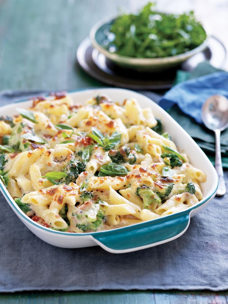 Creamy Tuna, Broccoli and Pasta Bake Get the recipe in Healthy Food Guide's free eBook. Download it here http://www.healthyfoodguide.com.au/healthy-food-guides-all-time-favourite-recipes