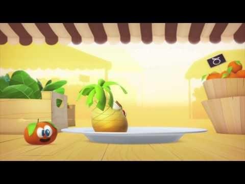 A table les enfants ! - L'ananas - Episode en entier - Exclusivité Disney Junior ! - YouTube