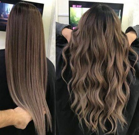 15+ Trendy Frisuren lange einfache faule Mädchen # Frisuren #Blackhairstyles - ...