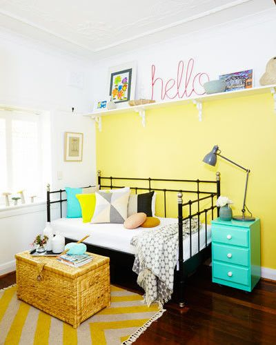 Bhg Study Spare Room Add A Daybed For Versatility Extra