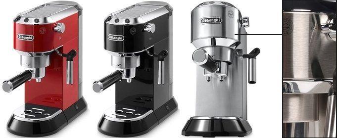 My New Espresso Machine Just Arrived This Black Friday Both Delonghi Dedica Ec680 And Delonghi Dedica Deluxe Ec685 W Cool Photos Perfect Image Great Photos