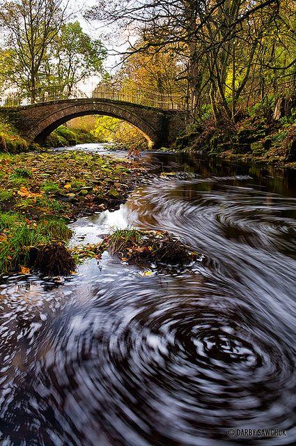 Alston Bridge, Cumbria, England