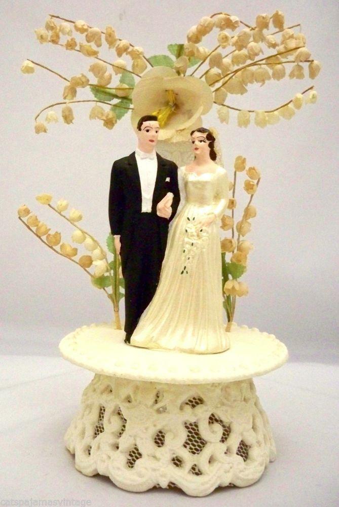 Vintage Wedding Cake Decorations Uk : 1000+ images about Wedding Cake Toppers on Pinterest ...