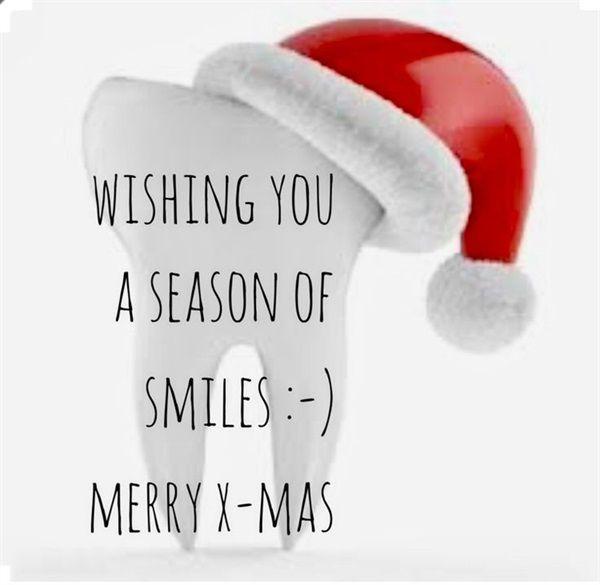 Dentaltown - Christmas Bonus's. Wishing you a season of smiles! What do you call people who are afraid of the dentist? Odontophobia, dentophobia, dental phobia, and dental anxiety. What do you call people who are afraid of Santa Claus? Claustrophobic.