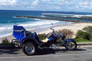 Trike Tour For 3, Gold Coast, Queensland