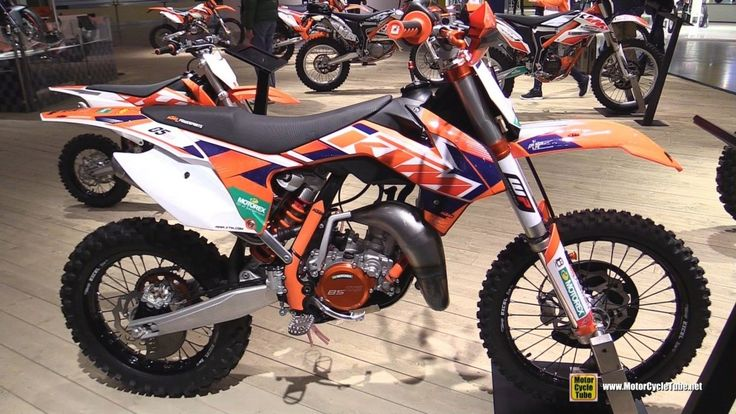 Great Ktm 85 Concepts 5WHA -