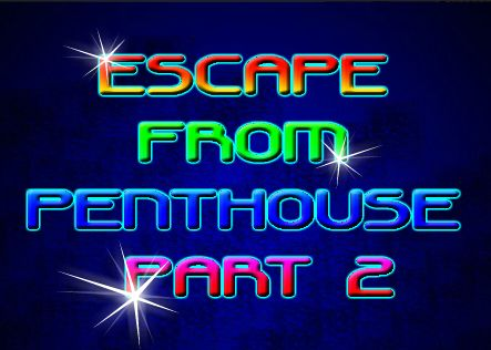 Escape From Penthouse Part 2 game online in EightGames. Now we are releasing the part 2 of the game Escape From The Penthouse. We hearty welcome all of you to play this game. The game has different logic and challenging puzzles hidden inside which will surely satisfy the escape game lovers. So every one play this game and enjoy yourself.