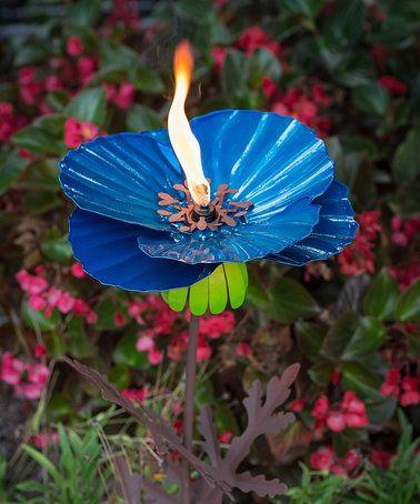 Another great find on #zulily! Himalayan Poppy Garden Torch #zulilyfinds