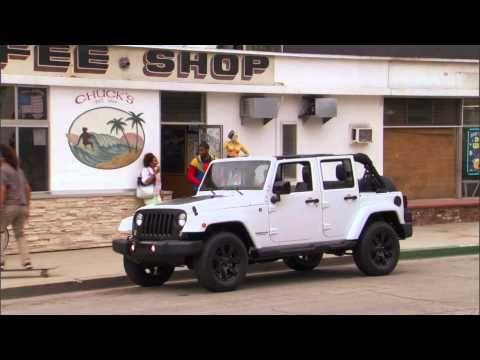 "Behind the Scenes with Kyrie Irving at the ""Lovers of the Game"" Jeep® Commercial Filming"