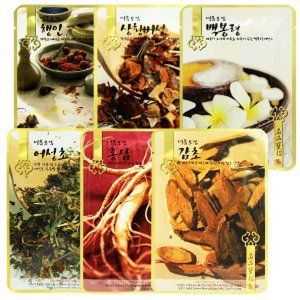 EVERCOS MYEUNGPUMBOGAM Oriental Clinic Mask 1Pcs - Korean Online Shopping, 11Street