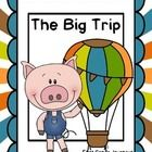 The Big Trip 1st Grade Journeys Reading Series (6 Literacy Centers) + Worksheets  You can get all 5 stories in Unit 4 for ONLY $15.00 by clicking b...