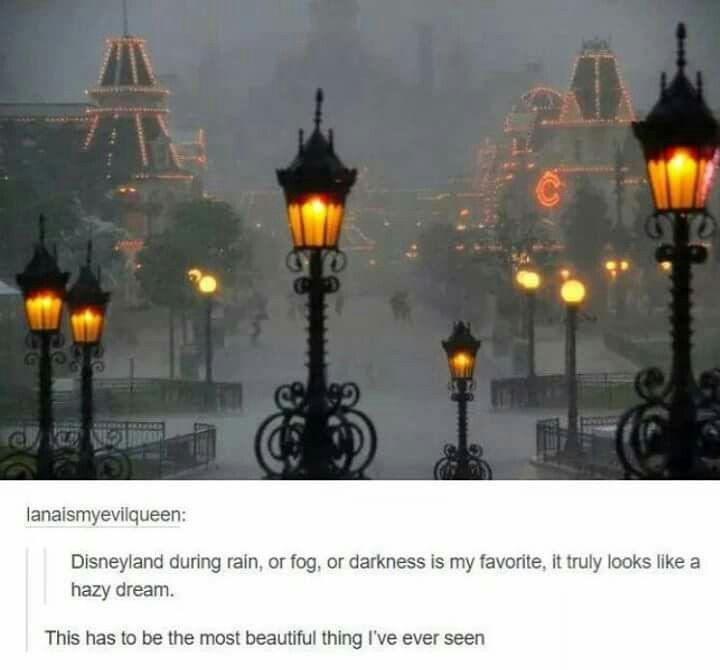 Looks like Narnia