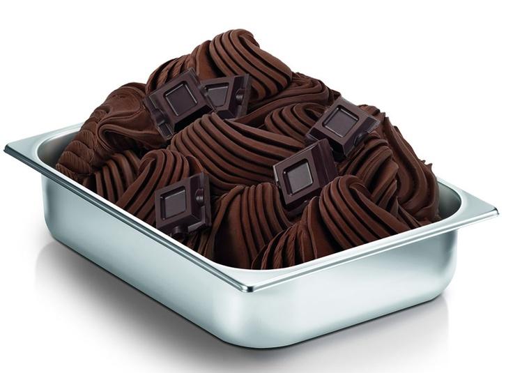 #Chocolate #gelato by Fabbri 1905