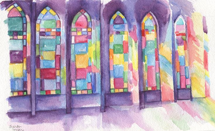 Orr Chapel Mississippi University for Women by SharonFosterArt