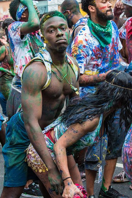 how to get to notting hill carnival
