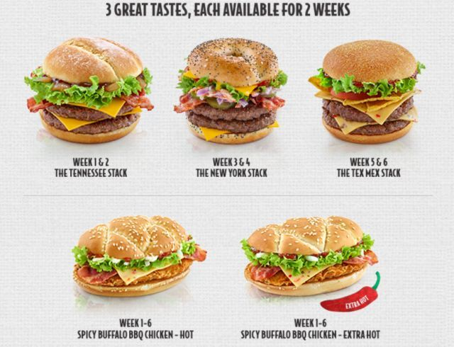 Annual Great Tastes of America Arrives at McDonald's UK for 2016 | Brand Eating