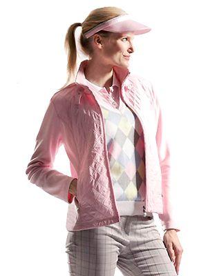 golf challenge: Ladies golf wear