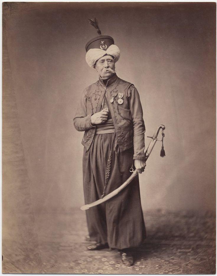 Monsieur Ducel Mameluke de la Garde, 1813-1815