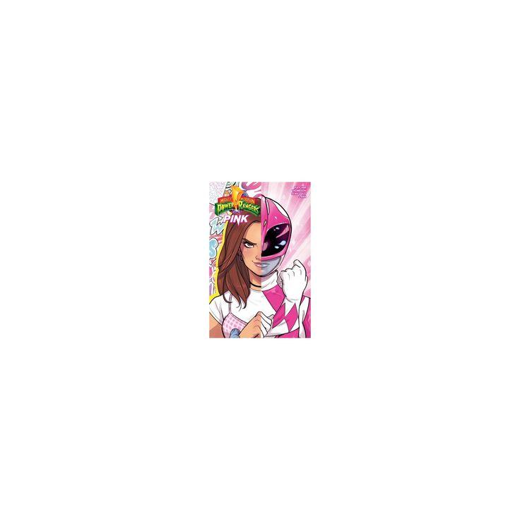 Mighty Morphin Power Rangers : Pink (Paperback) (Brenden Fletcher & Kelly Thompson & Tini Howard)