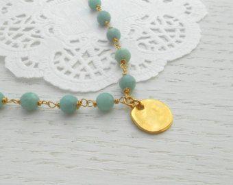 Primavera in vendita  collana ramo d'oro ematite collana
