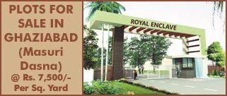 NOIDA PROPERTY DEALERS - BUY Property | SELL Property | RENT Property  Plots for Sale in Ghaziabad @ Rs. 7,500/- per Sq. Yard