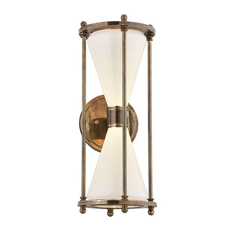 Troy BL4632 Magellan Two-Light LED Medium Outdoor Wall