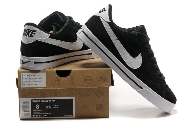 20aVRts2 New Nike Blazer Sweet Classic AP Black Men Low Shoes Discount Sale 209