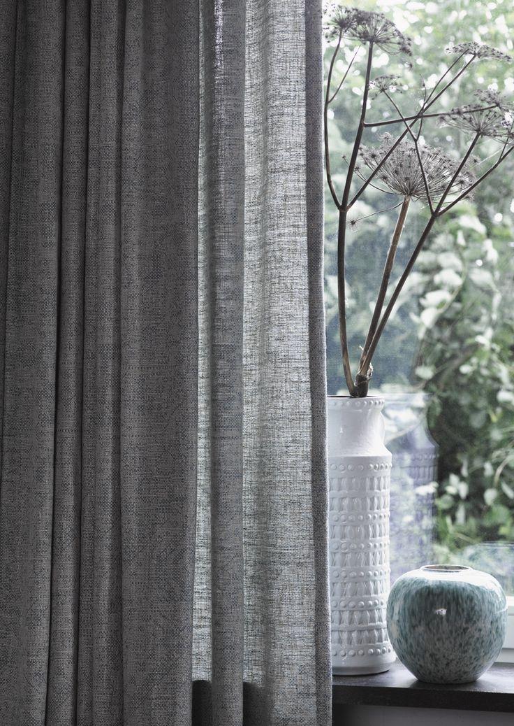 126 best Gordijnen, vitrage en roedesystemen images on Pinterest