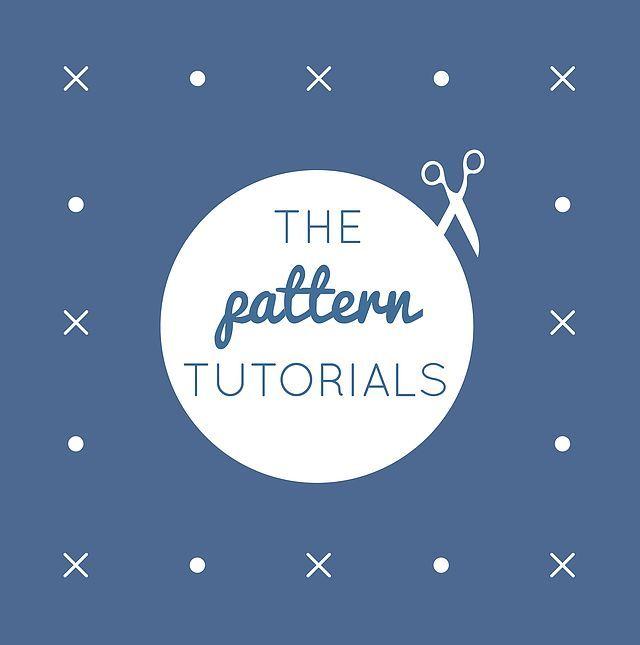 19 besten Patterns Bilder auf Pinterest   Schnittmuster, Nähprojekte ...