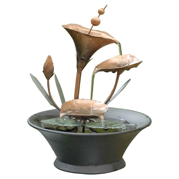 Best 25+ Tabletop fountain ideas on Pinterest | Table fountain ...