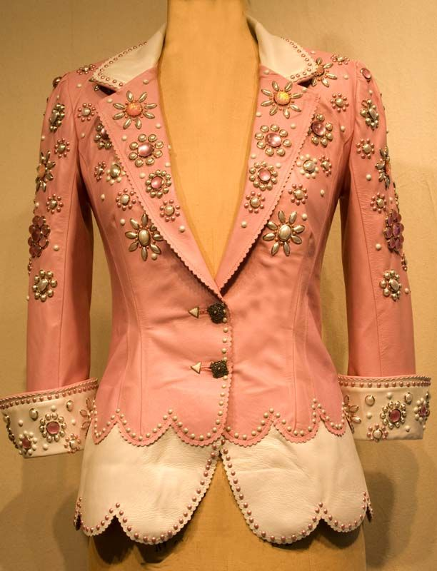 Rodeo Queen Jacket by Jan Faulkner