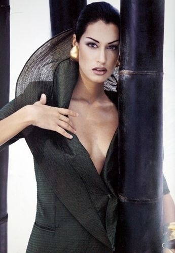 Bikini Yasmeen Ghauri CAN 21996-1997 nudes (18 images) Video, Twitter, braless